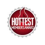 Hottest Members Award