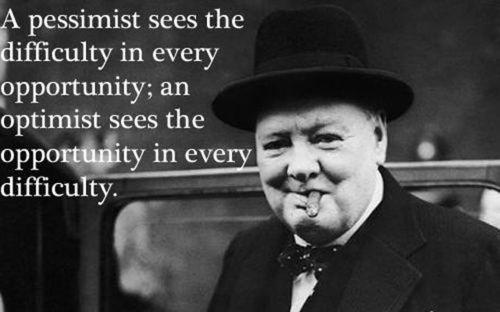 Citaten Winston Churchill : Statements to avoid on your online dating profile