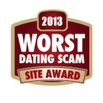 Worst Dating Scam Award