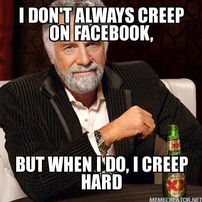 fb creep