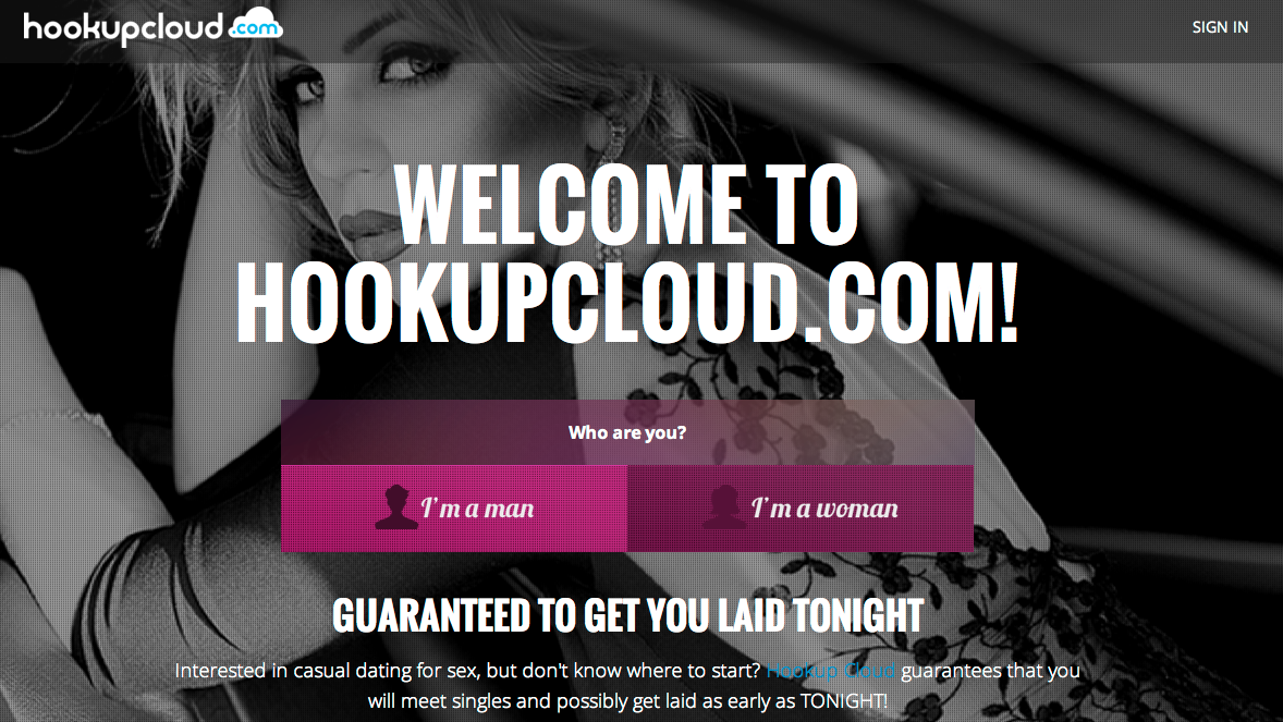 legit hook up site